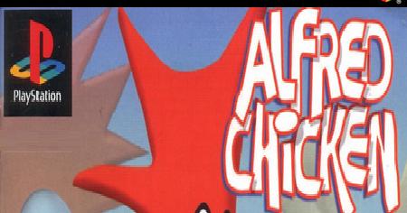 Best PSP games download: Alfred Chicken (psx-psp)