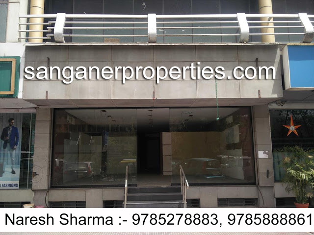 Commercial Shop For Sale In Sanganer