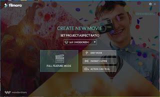 Download Latest  Filmora Wondershare Filmora 8.7.3.1 + Portable