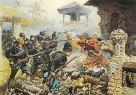 www.history.com: Bubat War His...