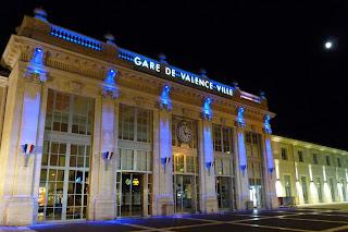 Estación de ferrocarril, Valence.