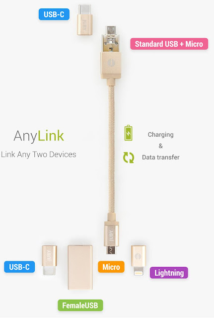 AnyLink Smartphone cable