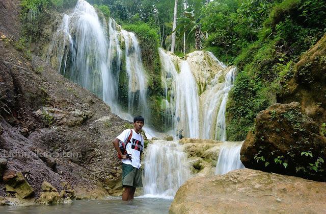 Air Terjun Kembang Soka, ini yang paling besar dan deras