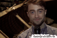 Updated: The Cripple of Inishmaan: backstage with Daniel Radcliffe