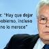 """González insiste: """"Hay que dejar formar Gobierno, incluso si Rajoy no lo merece"""""""