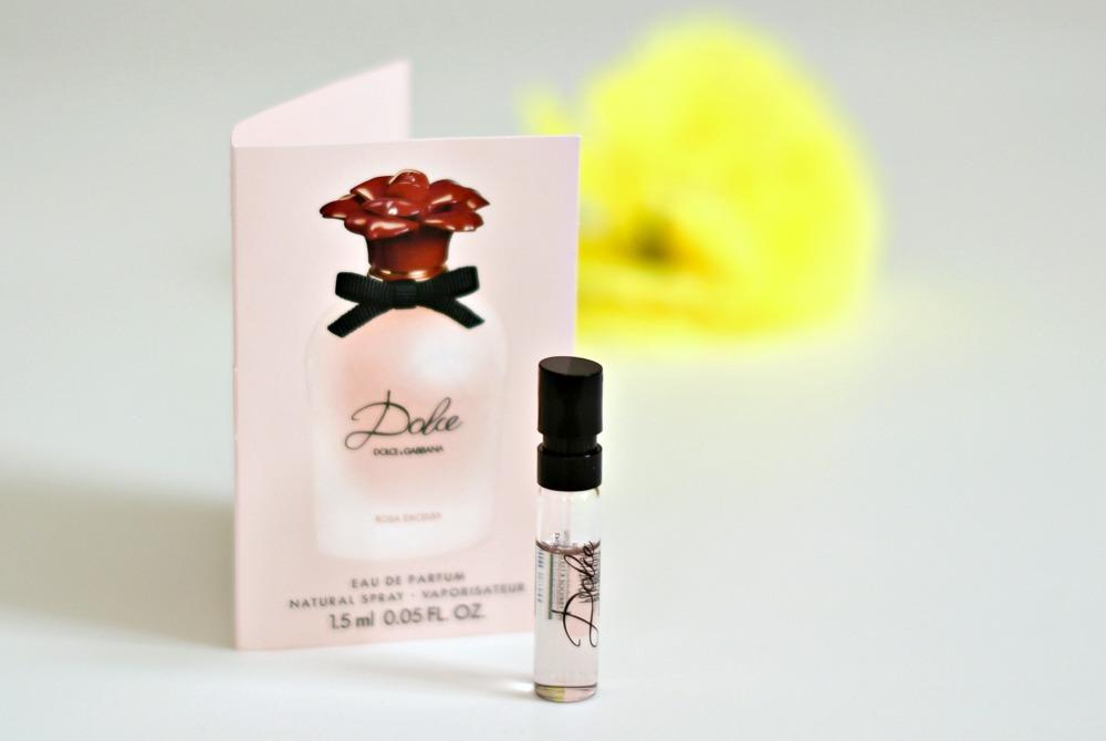 Dolce&Gabbana 'Dolce Rosa Excelsa review on Ninasstyleblog.com