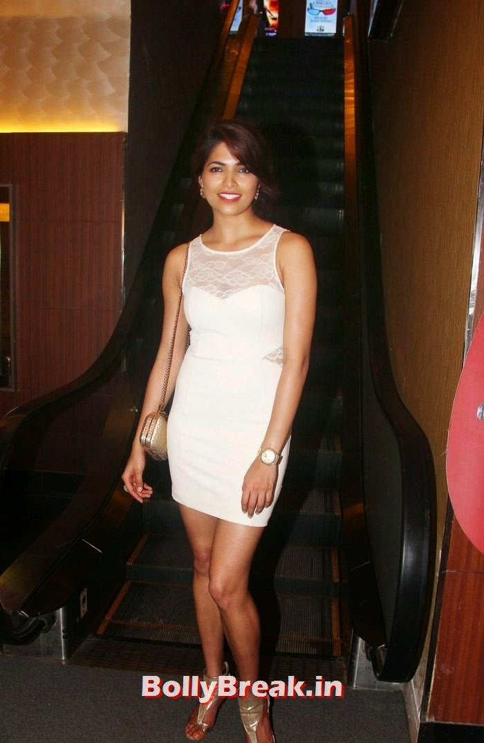 Parvathy Omanakuttan, Parvathy Omanakuttan, Purva Rana images in Tight Dresses from Pizza 3d Screening