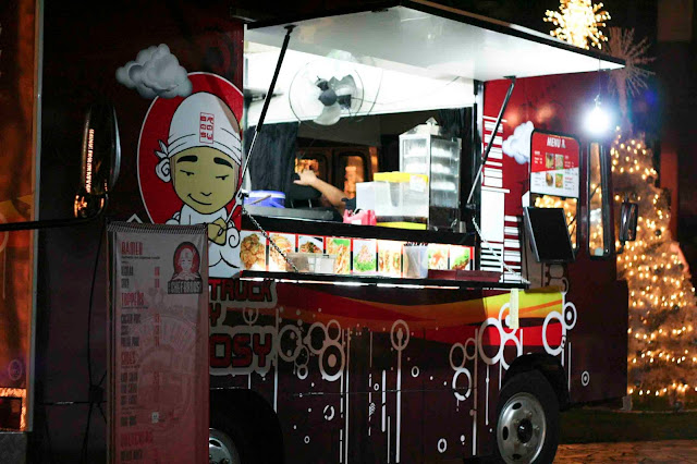 Food Truck by Chef Broosy at Cucina Andare