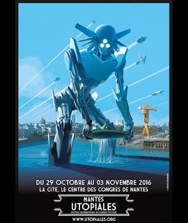 Utopiales 2016 affiche