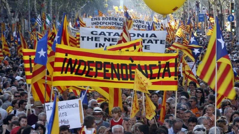 Καταλονία: Θύμα της κρίσης η εργατική τάξη