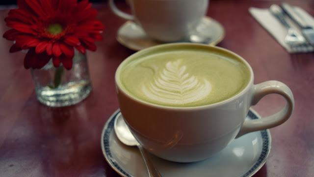 matcha latte berlin