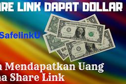 Cara Mendapatkan Uang Cuma Share Link Penghasilan Sampai Jutaan Rupiah