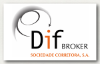Логотип DIF Broker
