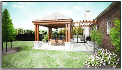 Amazing Detached Patio Cover Plans