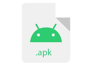 Cara Mengekstrak Menjadikan Mengambil Menghasilkan jenis file APK di Smartphone perangkat Android,file apk logo icon