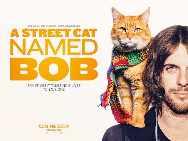 A Streetcat Named Bob Poster