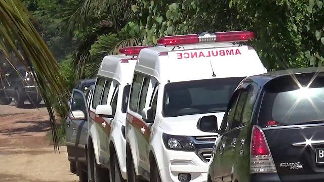 6 Puskesmas Kabupaten Muratara Terima 54 Kendaraan Dinas