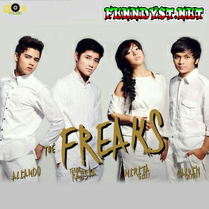 Various Artists - The Freaks (2015) Album cover