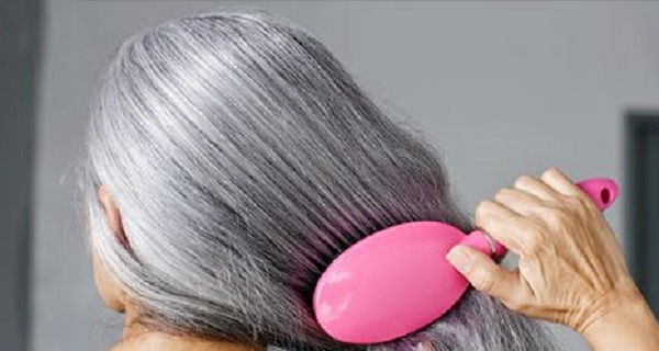 Say Goobye To The Gray Hair !! Here is a Powerful Remedy to Reverse Gray Hair at Home Naturally Publish