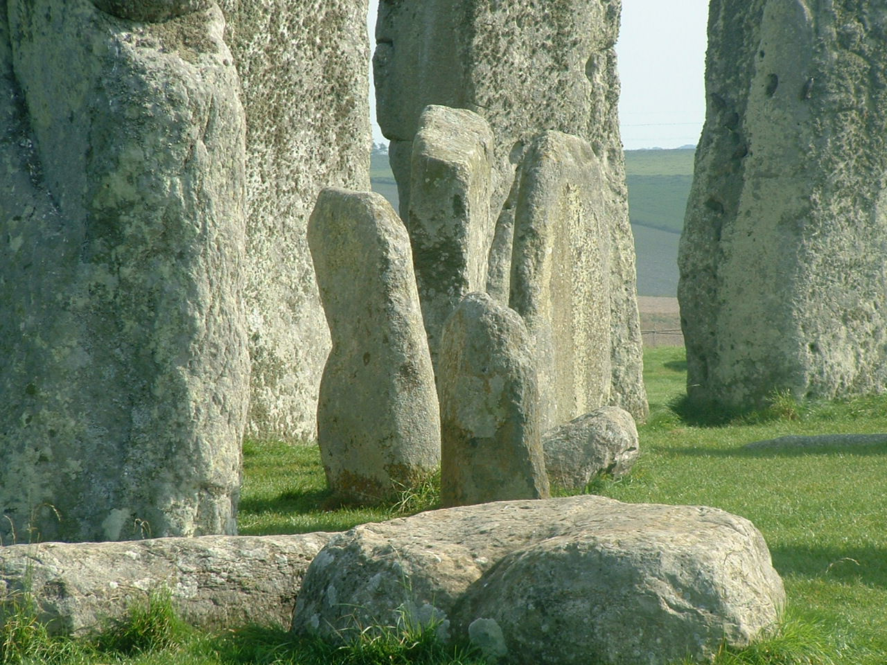 Stonehenge and the ice age on bluestone dimensions for Blue stone