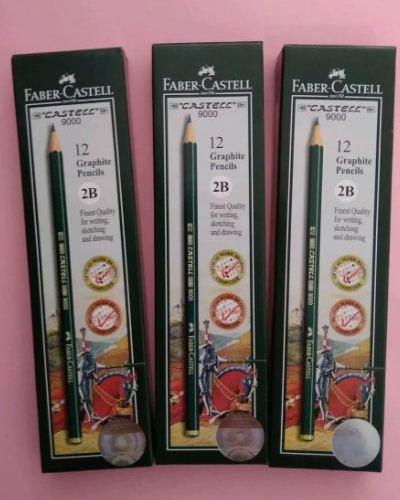Pensil 2B Faber Castell CASTELL 9000 2B ORIGINAL