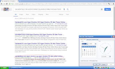 Anugrah terindah dari Google untuk Blog Bonusdepositjackpot.tk di ajang kontes seo 4 SahabatQQ.com
