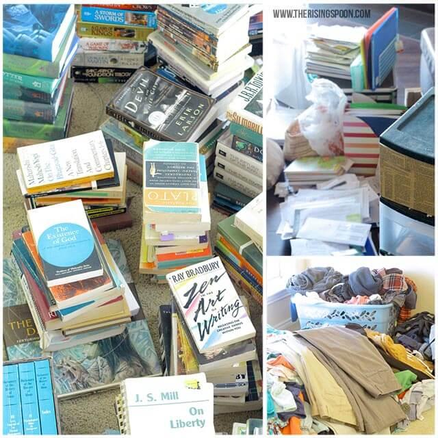 Using The KonMari Method To Declutter