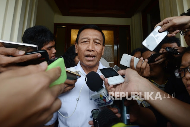 Wiranto Sebut Kondisi Politik Nasional Mulai Memanas