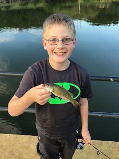 Small Bass, Cody's little bass, Little Bass