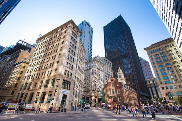Grattacieli-Boston