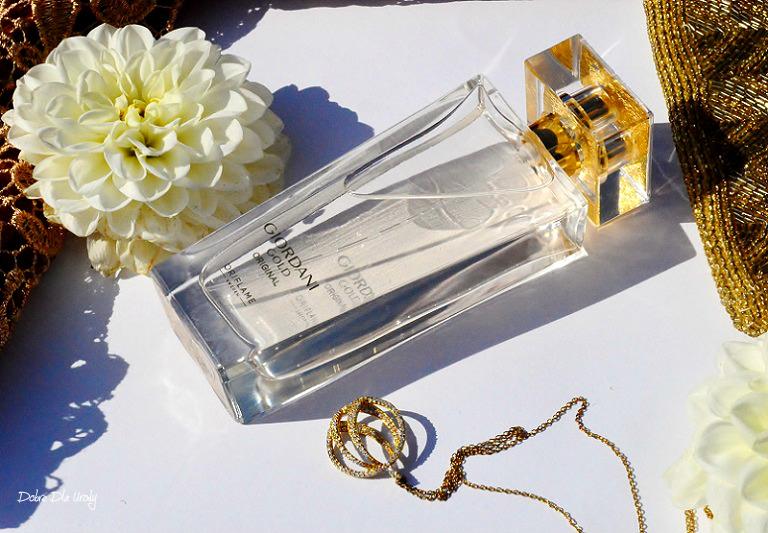 Woda Perfumowana Oriflame Giordani Gold Original recenzja