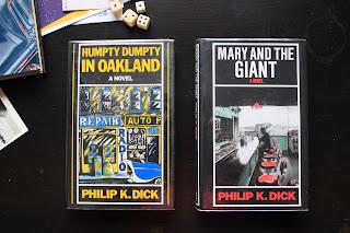 Zwei Mainstream Romane von Philip K. Dick