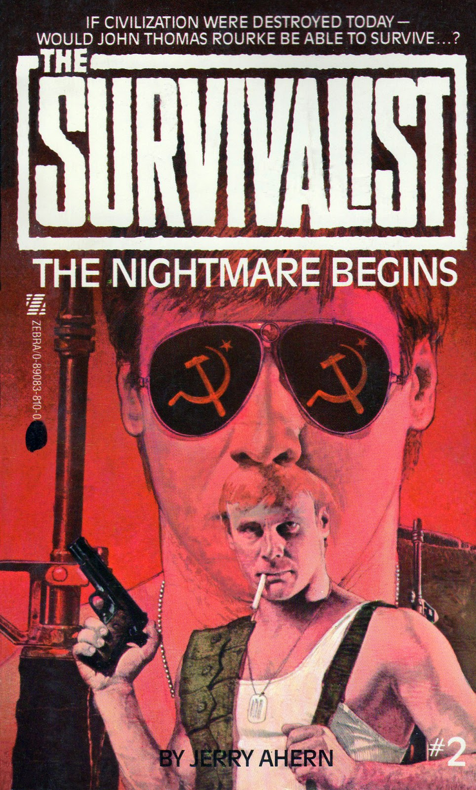 Paperback warrior march 2018 the survivalist 02 the nightmare begins fandeluxe