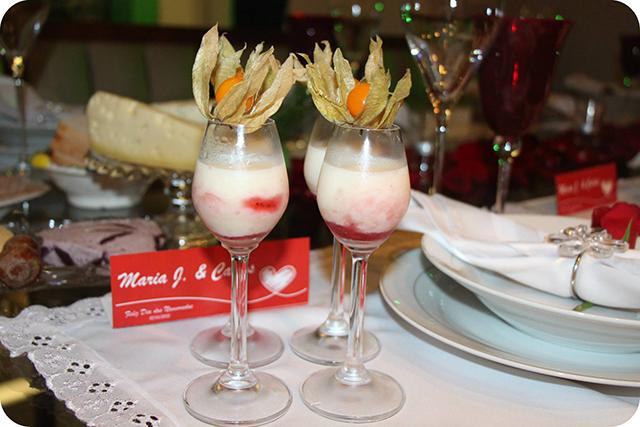 Doce Poção do Amor : Decoração do Jantar Dia dos Namorados