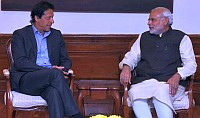 imran khan meet PM Modi