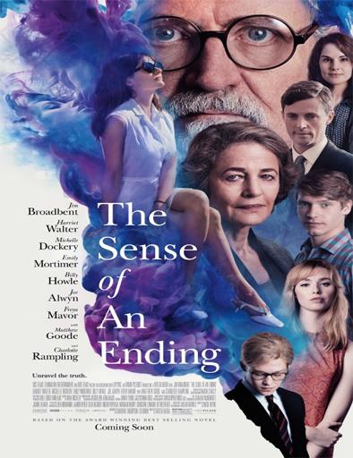 Ver El sentido de un final (2017) Online