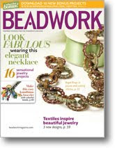 Beadwork June/July