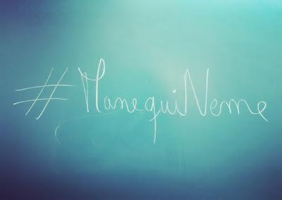 #MannequiNeme, #MannequinChallenge
