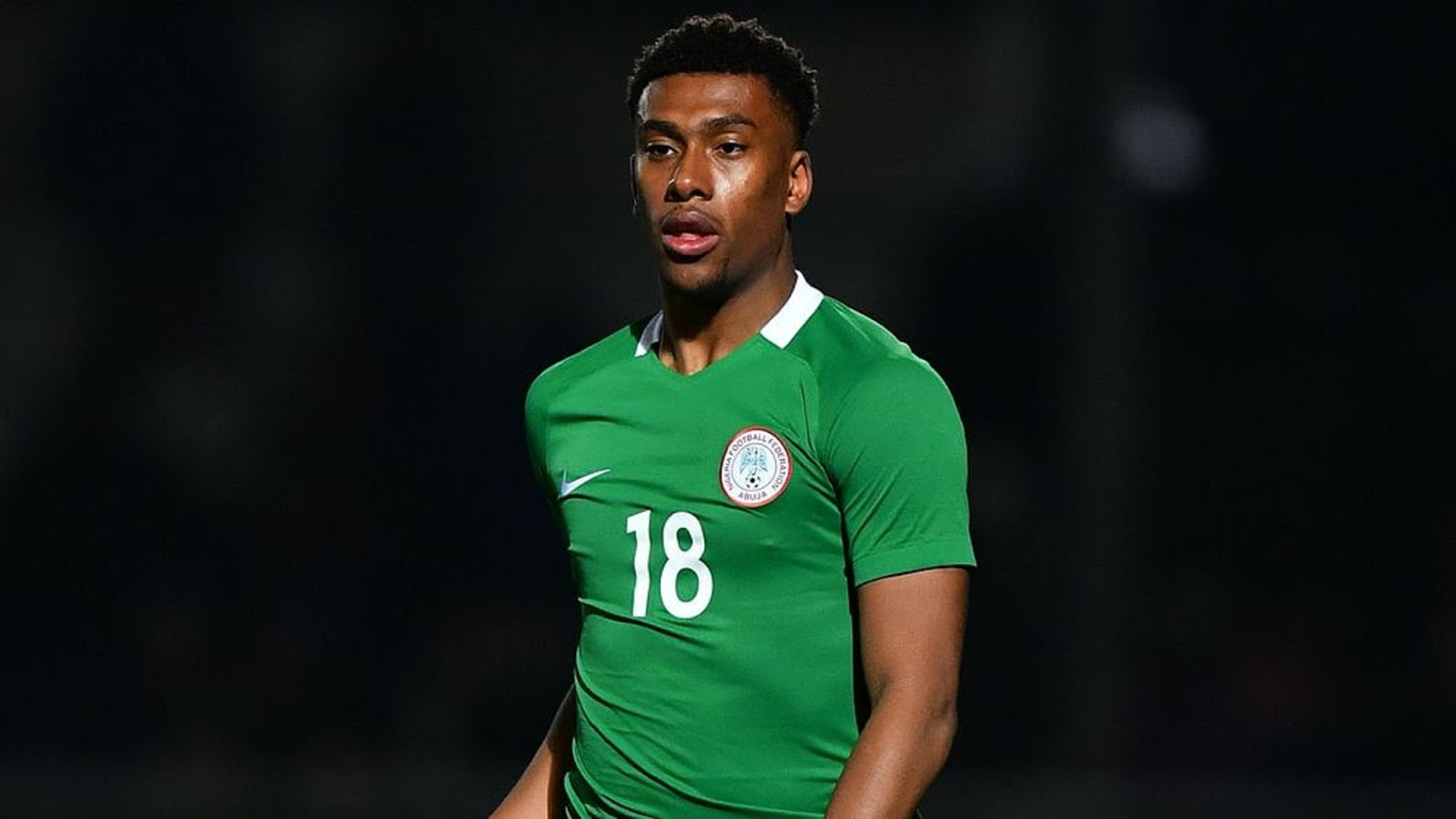 WORLD CUP 2018, ALEX IWOBI