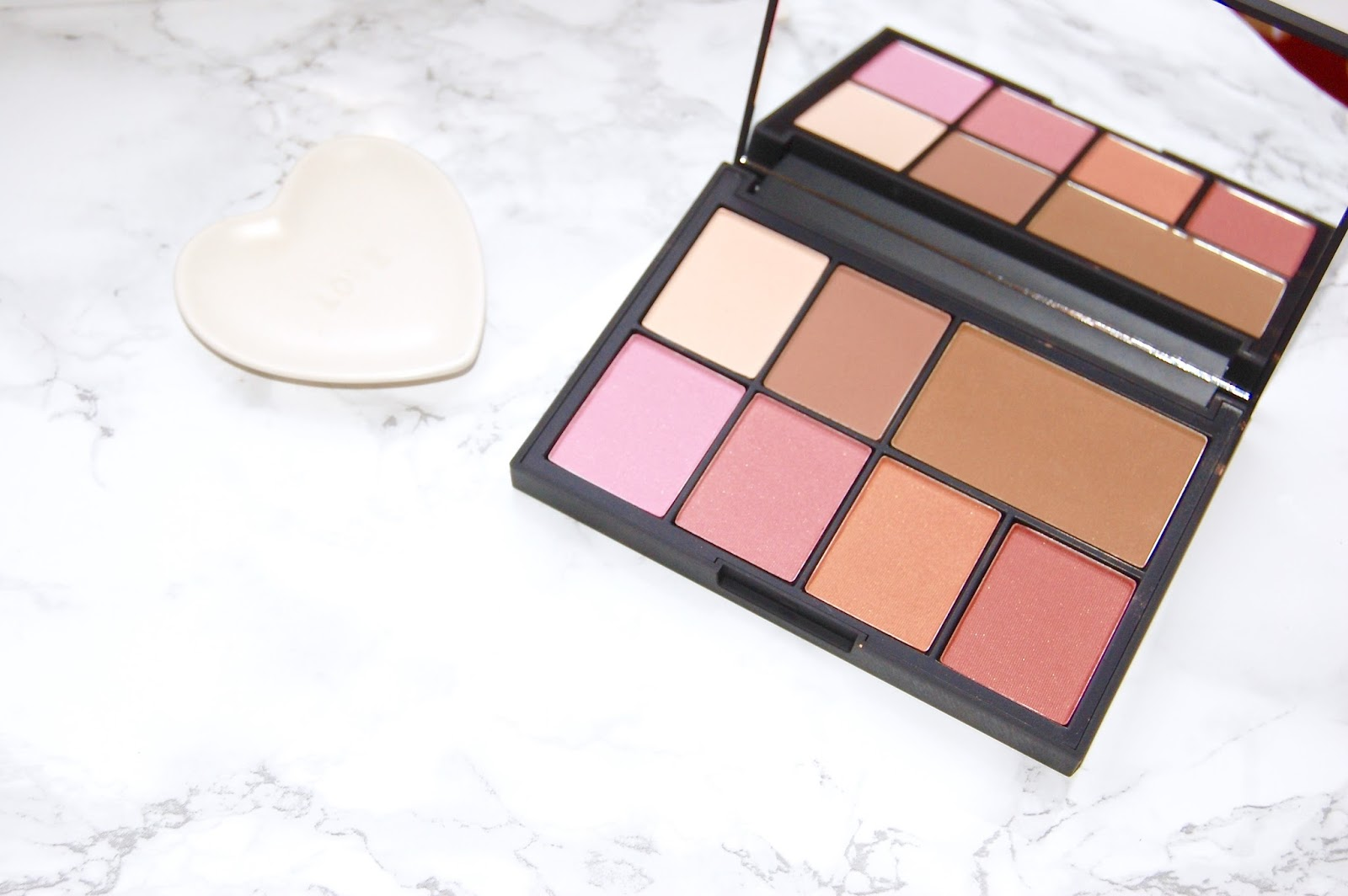 Read my review on Nars Steven Klein Blush Palette