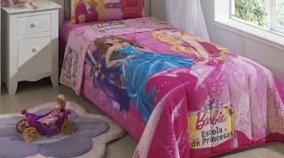 Cobertores, Mantas e Edredom infantil feminino