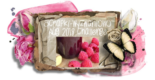 August 2018 Challenge - Fruit