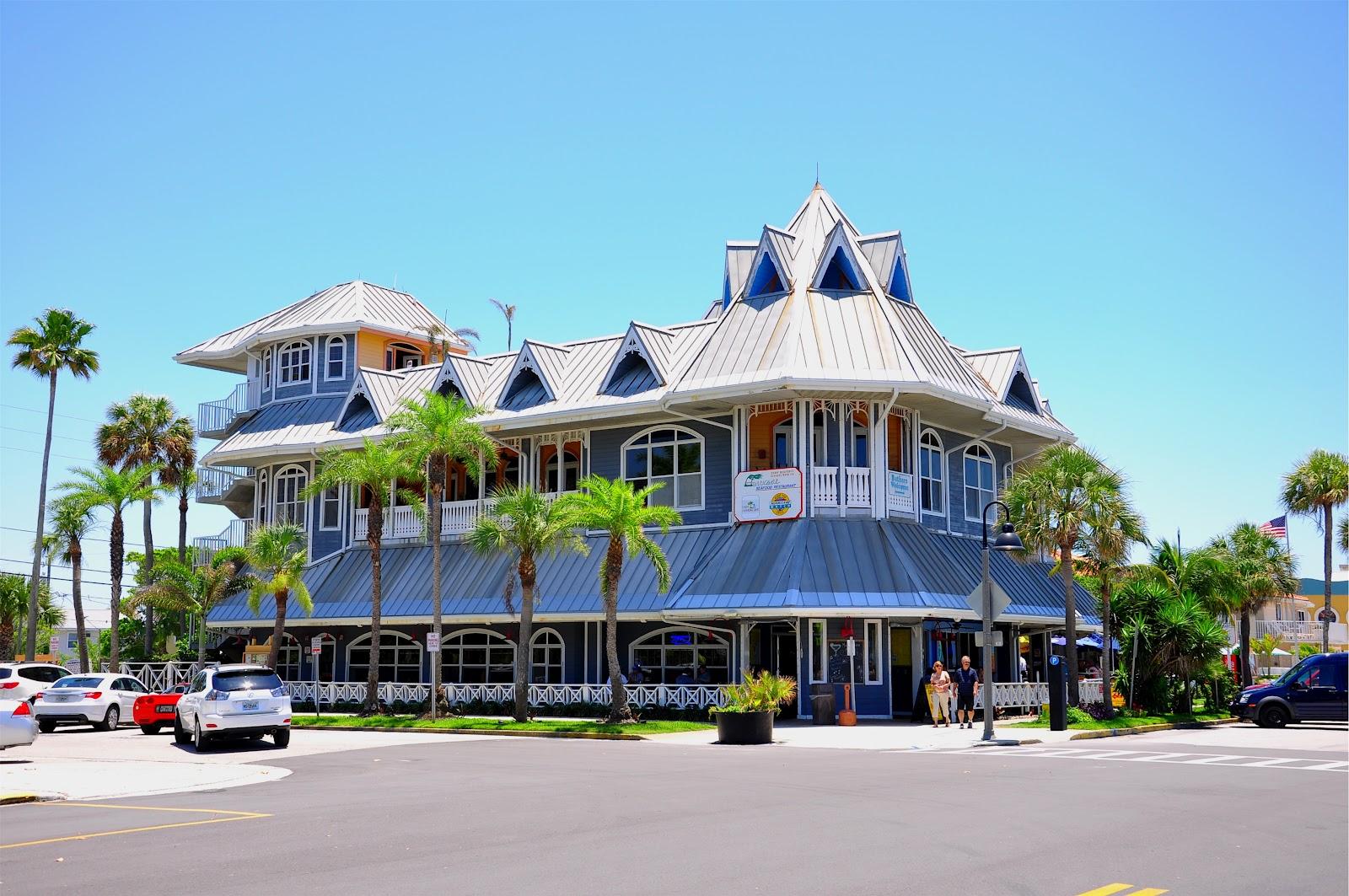 The Hurricane Restaurant St Pete Beach