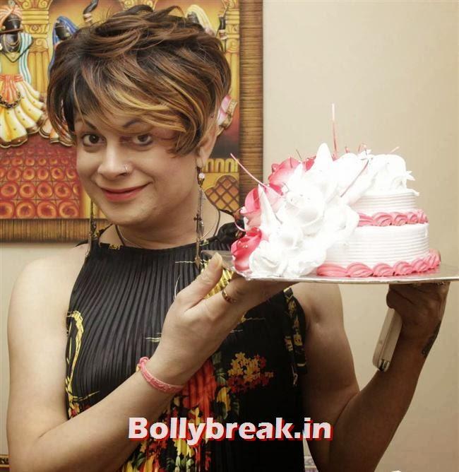 Bobby Darling, Gurpreet Kaur Chadha Birthday Party