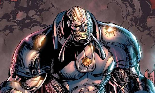 10 Karakter Terkuat DC, dari Anti-Monitor sampai The Presence