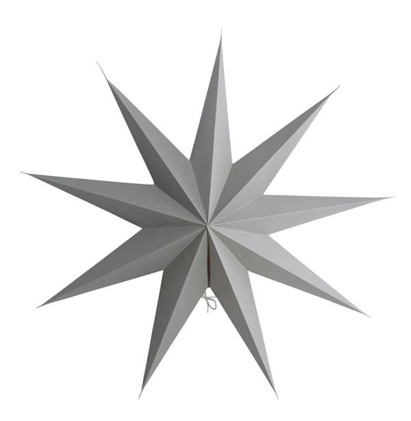 http://www.shabby-style.de/9-point-papierstern-grau-o-60cm