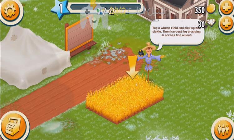 تحميل لعبة هاي داي Hay Day للكمبيوتر والموبايل