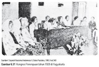 PERAN KONGRES PEREMPUAN PERTAMA DALAM PROSES PEMBENTUKAN IDENTITAS KEBANGSAAN INDONESIA 1