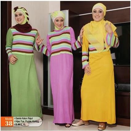 The Beautiful And Fascinating Baju Gamis Modern Dan Murah Baju