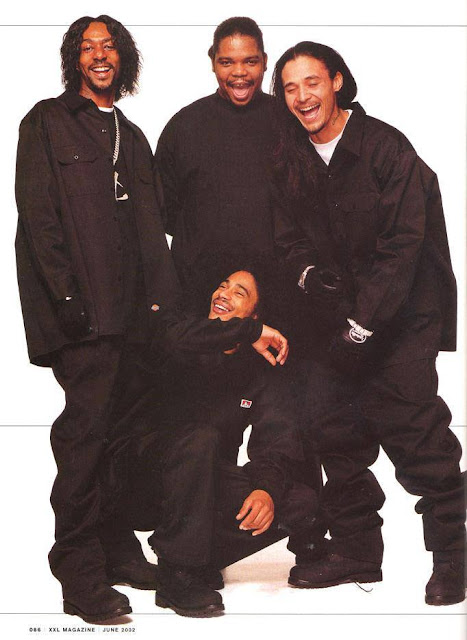 Bone Thugs-n-Harmony laughing